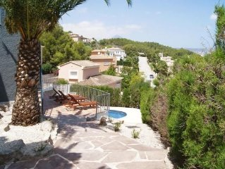 Holiday home, Javea  in Costa Blanca - 12 persons