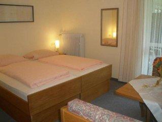 Ferienwohnung 2-3 Personen ohne Balkon - Haus Seegarten, Baart