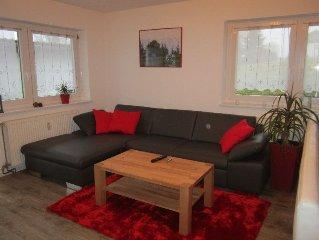 Ferienwohnung Baumchen, 76 qm, 2 Schlafzimmer, max. 4 Personen