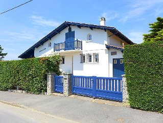 Apartment Baldareta  in Guethary, Basque Country - 5 persons, 3 bedrooms
