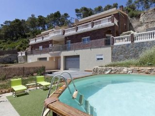 Holiday house Cervello for 2 - 8 persons with 4 bedrooms - Holiday home