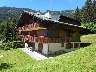 Apartment Le Bouquetin 1  in Villars, Alpes Vaudoises - 6 persons, 3 bedrooms