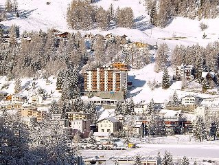 Apartment Guardaval (Utoring)  in Davos, Praettigau/ Landwassertal - 2 persons,