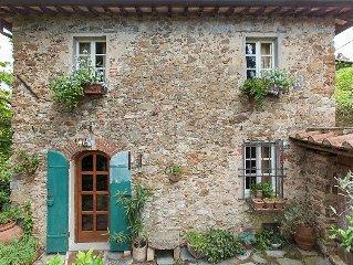 Ferienhaus Casaccia  in Camaiore, Versilia, Lunigiana und Umgebung - 5 Personen,