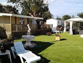Camping Le Clos de la Grangette*** - Cottage Premium VIP 3 Pièces 4 Personnes