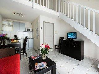 Residence Domaine du Golf*** - Maison 1 Piece Mezzanine 2/4 Personnes