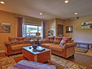 Downtown Luxury 2 bedroom - spacious and great family condo rental