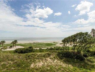 Oceanfront Villa With Unbelievable Golf Course Views In Wild Dunes!