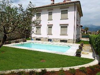 Ferienwohnung Villa Alda  in Laveno, Lago Maggiore - 6 Personen, 3 Schlafzimmer