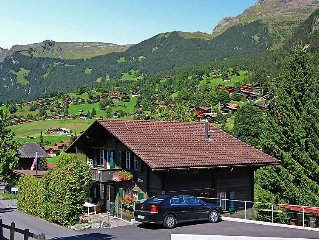 Apartment Anna  in Grindelwald, Bernese Oberland - 4 persons, 2 bedrooms
