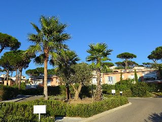 Vacation home Maxime Park  in Sainte Maxime, Cote d'Azur - 6 persons, 2 bedrooms