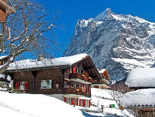 Apartment Bargsunna  in Grindelwald, Bernese Oberland - 2 persons, 1 bedroom
