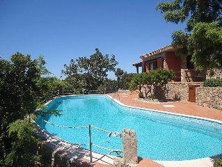 Villa in Costa Paradiso, Sardinia, Italy