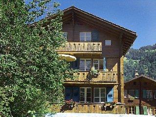 Apartment Oberland  in Lauterbrunnen, Bernese Oberland - 4 persons, 1 bedroom