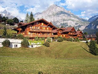 Apartment Cortina  in Grindelwald, Bernese Oberland - 4 persons, 1 bedroom