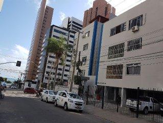 SUA CASA FORA DE CASA° à 150 metros da Avenida Beira Mar