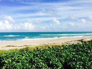 Amazing 2BR/2BA on Hutchinson Island Steps From The Beach