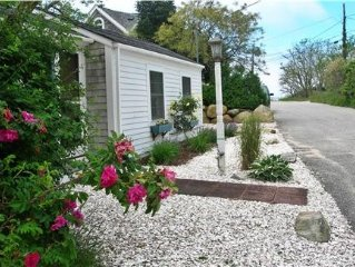Charming Private Cottage Steps To Bay Near Campground Beach