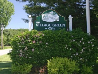 Updated Condo At The Village Green Townhouse Condominium Resort