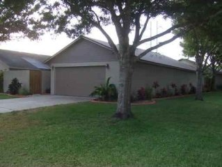 Furnished Palm Harbor Florida Home