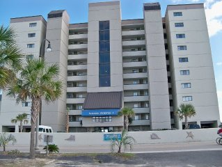 Ocean Front Vacation Rentals in Windy Hill Section of North Myrtle Beach