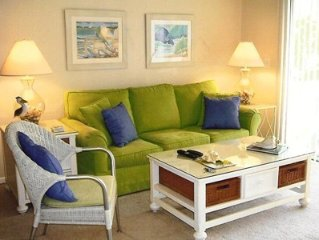 RELAX IN THIS 'ISLAND FLAVOR'  ST. SIMONS ISLAND CONDO!