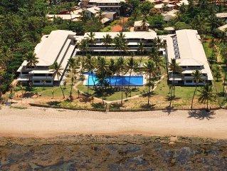 Apartment 3 Apartments On the Beach - Praia do Forte.