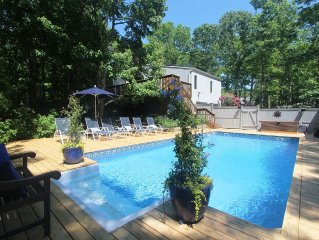 Immaculate Home in Springs/East Hampton With Pool