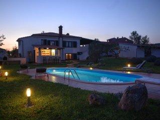 Beautiful Istrian Style Villa
