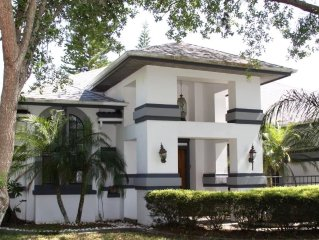 FLORIDA RETREAT one story 2800 sq ft with Pool