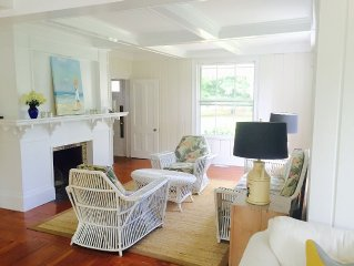 Perfect summer retreat with heated pool and tennis