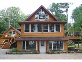 Year Round, Renovated Ossipee Lake House With Spectacular Lake And Mt. Views