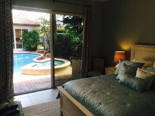 Wonderful Home in Miramar (Miami) Pool/Spa/BBQ 4 Bdr/3Bth