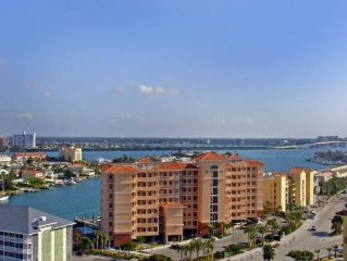Nicest Waterfront Condo in Harborview Grande!