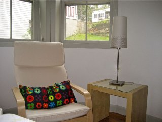 Cozy one bedroom garden apartment, near Staten Island Ferry and shopping
