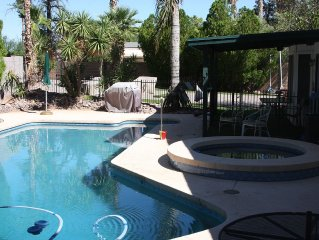 4Bdrm, 2Ba Sleeps 12, Pool, Hot Tub and RV Parking, or visit 264505vrbo in Flag