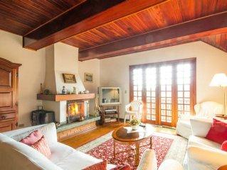 Lindo apartamento com Vista Espetacular e 3 suítes + 1 quarto