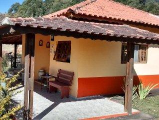 Chalé em Cunha - São Paulo