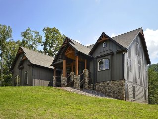 The Gables Asheville Escape - New Mountain View Listing