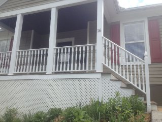 Furnished Home In Downtown Lexington, Across From Vmi And Washington & Lee