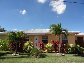Quiet, clean and family friendly guest house with access to salt water pool.