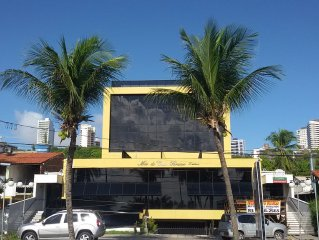 Studio seaside of Cabo Branco - Joao Pessoa - Paraiba