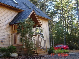 Timberframe hideaway; Labor Day week still open with 2 free days!