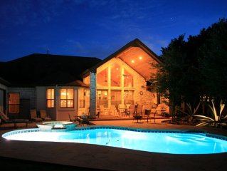 Austin Hill Country - Guest House W/ Pool. Newly renovated, 12 Min To Downtown