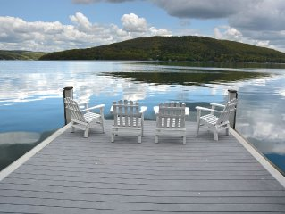 Awesome Romantic Lake House - Excellent Views and Location