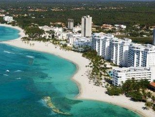 Marbella Resort A Beautiful, Luxurious, Ocean Front Two Bedroom Condominium.