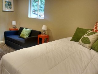 Remodeled Creekside Suite in Downtown Manitou Springs Lic#9244