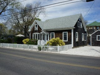 The Kelley House - Victorian Cape in Heart of Ptown -