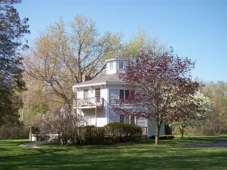 The Octagon: Beautiful, Historic Condo in South Haven