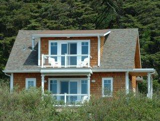 Modern Beachfront Cottage with Stunning Ocean Views:  Featured on SmarterTravel!